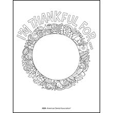 I'm Grateful for…