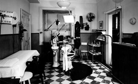 White House dental office