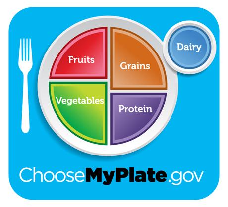 ChooseMyPlate.gov plate