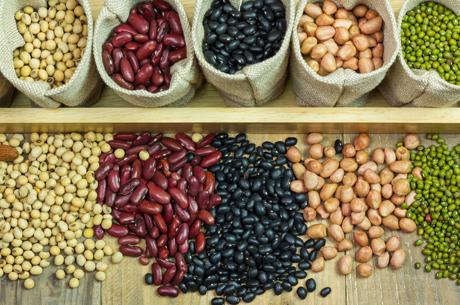 Nondairy Calcium Beans